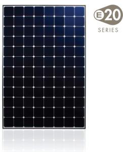 I Pannelli Fotovoltaici più efficienti, i Sunpower