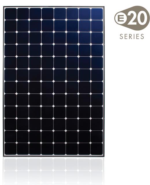 pannelli solari sunpower